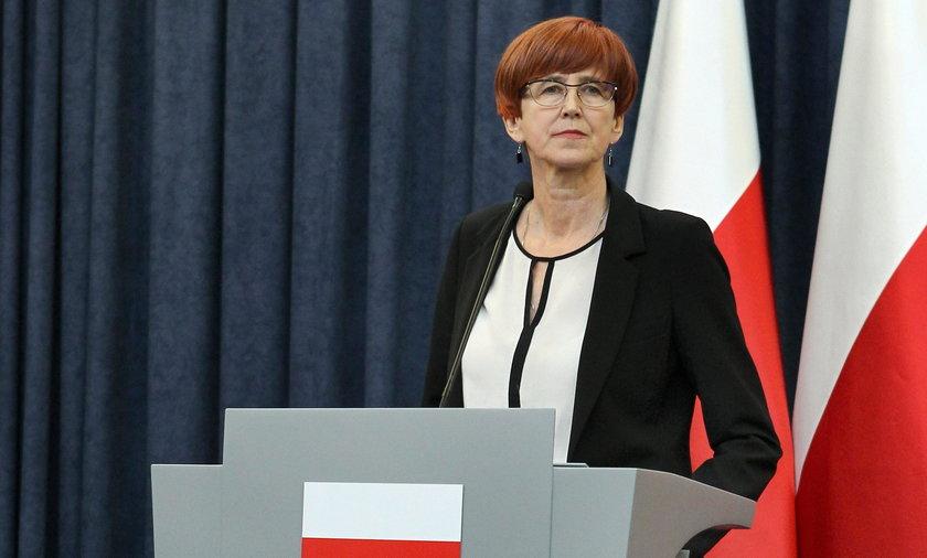 Elżbieta Rafalska gościem RMF FM