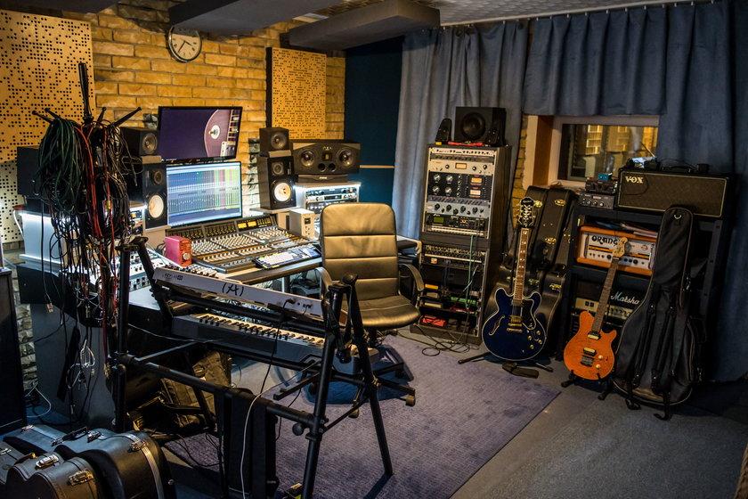 Studio nagrań K&K