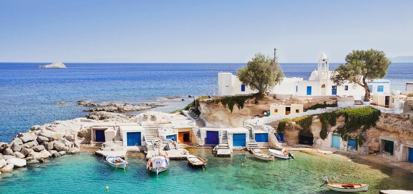 U wybrzeża wyspy Milos zatonęła łódź. Na pokładzie było 17 osób