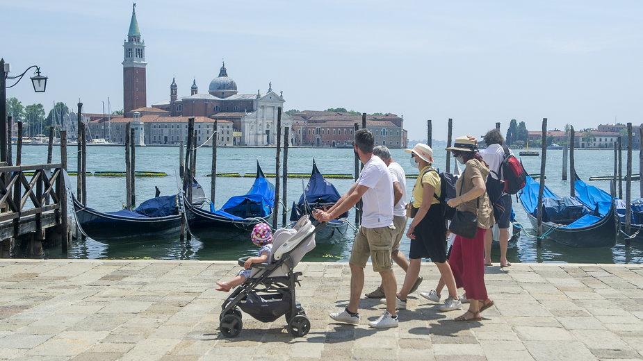 Do Wenecji wrócili turyści