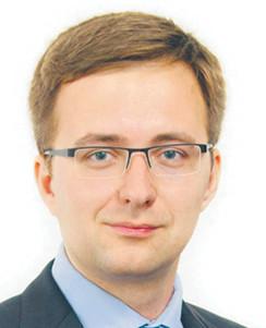 Arkadiusz Łagowski doradca podatkowy i menedżer w Grant Thornton