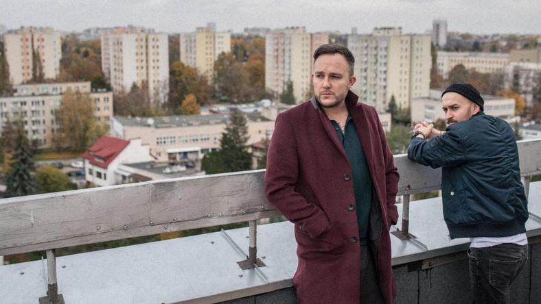 Baranovski oraz Ten Typ Mes fot. Wojtek Koziara