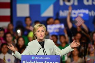 USA: Pierwszy briefing służb specjalnych dla Hillary Clinton