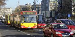 Autobusy jeżdżą wolniej!