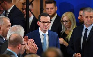 Morawiecki musi sprostować wypowiedź. Sąd przychylił się do zażalenia Majchrowskiego