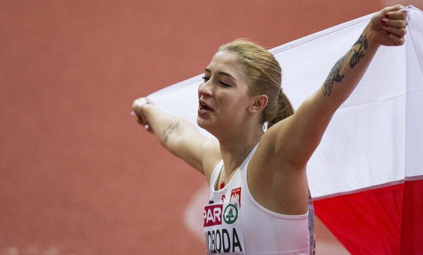 Ewa Swoboda wygrała w Glasgow bieg na 60 m