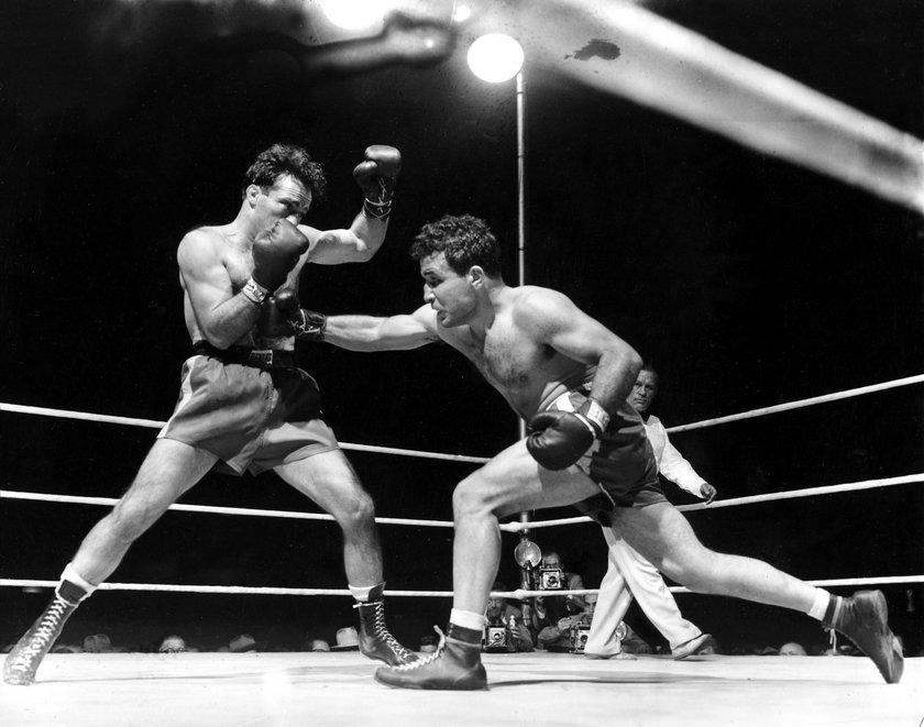 Nie żyje legendarny bokser Jake LaMotta