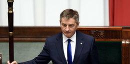 Kuchciński będzie srożej karał. Może obciąć pensję nawet przez 9 miesięcy!