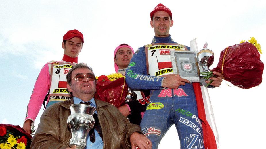 Drużynowe mistrzostwa świata 1996 w Diedenbergen
