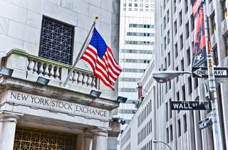 Spadki na Wall Street po najgorszym w historii odczycie PKB