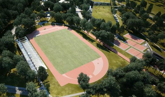 Novi fudbalski stadion