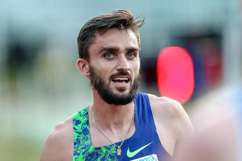 Adam Kszczot nie pobiegnie na 800 m podczas igrzysk w Tokio.
