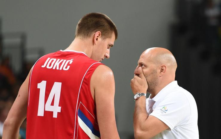 Nikola Jokić i Aleksandar Đorđević