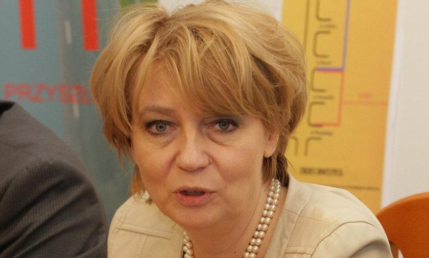 Podpisanie umowy na remont Piotrkowskiej