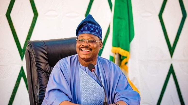 Abiola Ajimobi was the party's deputy national chairman (South) before his new appointment [The Nation]