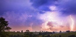 Uwaga na potężne burze i ulewy! Pogoda na wtorek i środę