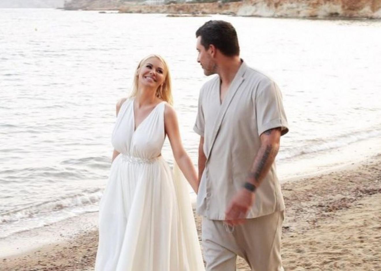 Venčanje Nataše i Luke na Ibici