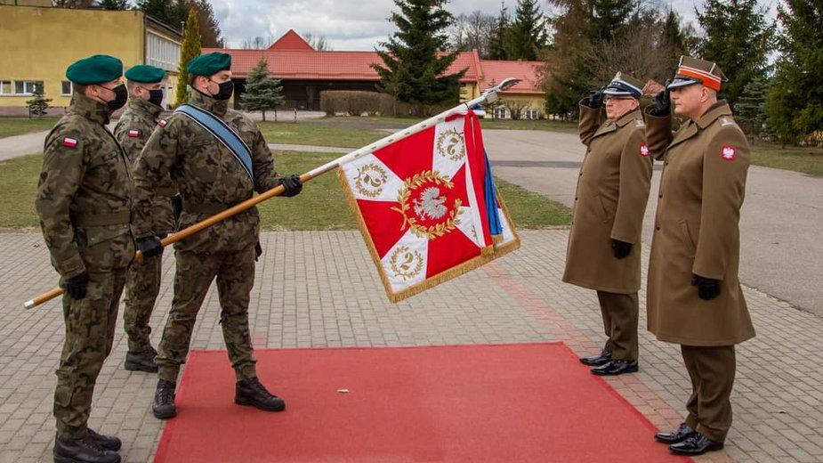 Złocieniecka jednostka ma nowego dowódcę, foto: plut. Radosław Dominowski