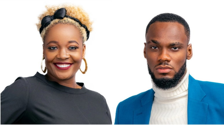 housemates Lucy and Prince [Multichoice]