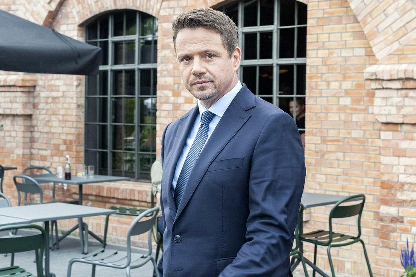 Rafał Trzaskowski ma największe szanse wejść do II tury wyborów