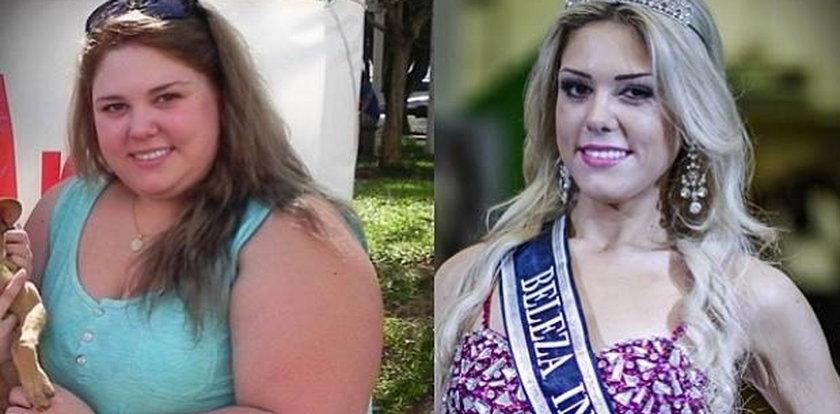 Ważyła 160 kilogramów. Dziś jest Miss Brazylii!