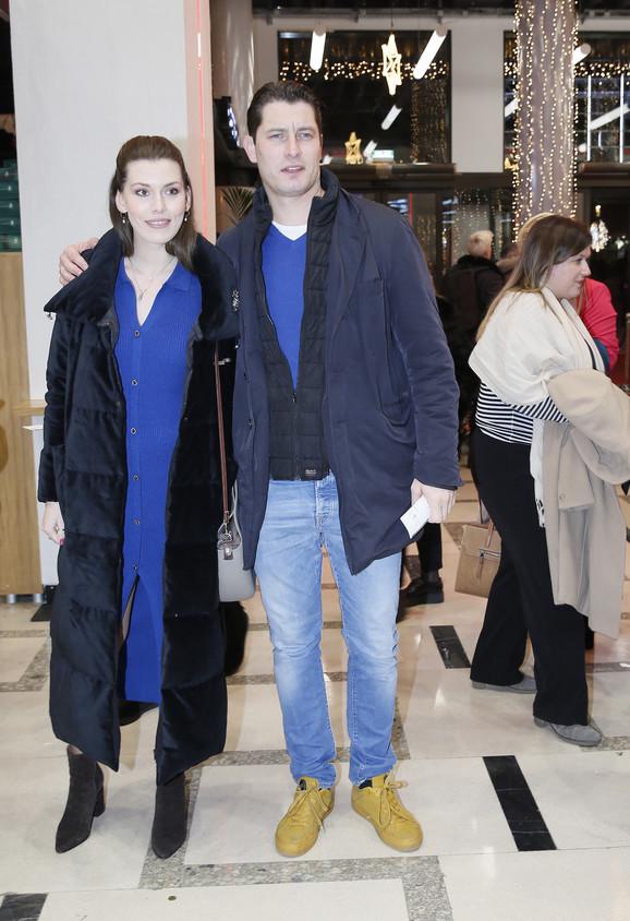 Petar Benčina i Tamara Dragičević