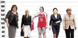Ile mierzą i ważą kobiety w polityce