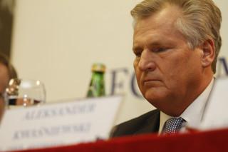 Kwaśniewski: Tusk ma silną motywację, której ja nie mam