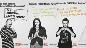 Celebryci reklamują polski tabloid!