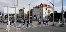Bezpieczniejsze przejścia dla pieszych powstaną w Oliwie. Budowa właśnie rusza