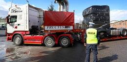 Wrak ciężarówki wrócił do Polski. Właściciel jej... nie chce!