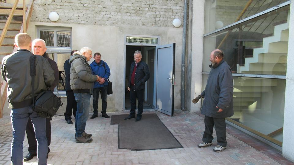 Opole: łaźnia dla bezdomnych otwarta