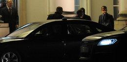 Nocne spotkanie Tuska, Sikorskiego i prezydenta! FOTO