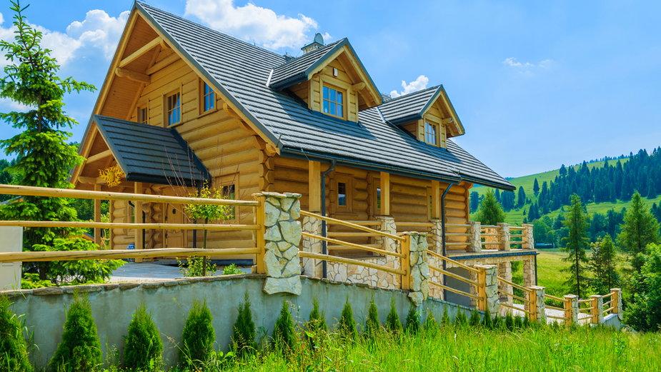 Dom z bali - zalety i wady