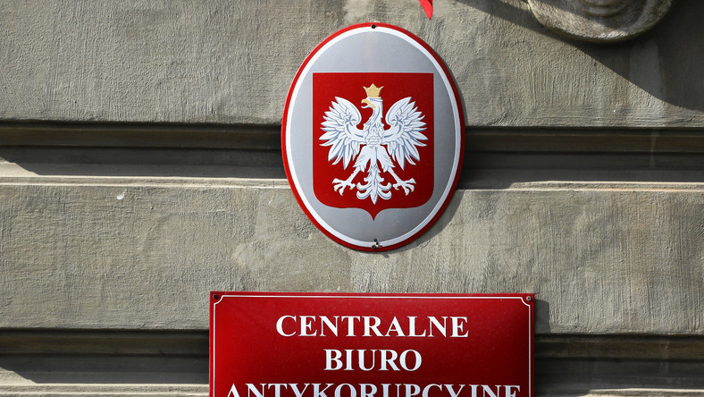 <p>Centralne Biuro Antykorupcyjne CBA</p>