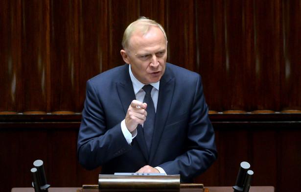 Poseł Platformy Obywatelskiej Czesław Mroczek