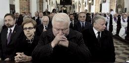 Spotkanie Kaczyńskiego i Wałęsy nad trumną abp. Gocłowskiego