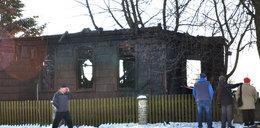 W Istebnej spłonął zabytkowy kościółek