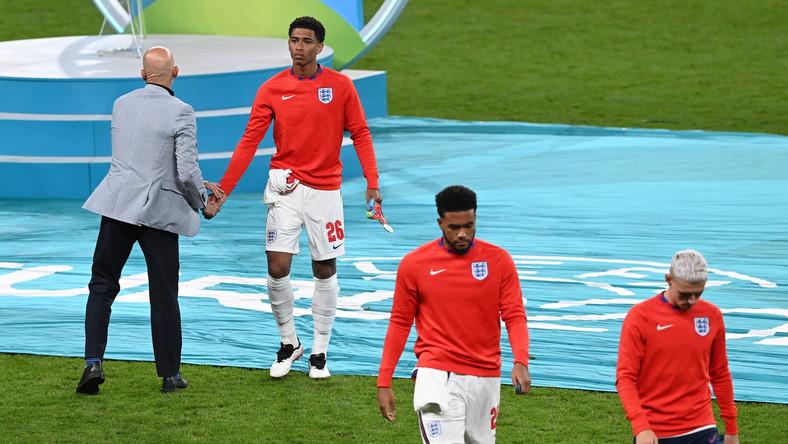 Mecz Włochy-Anglia