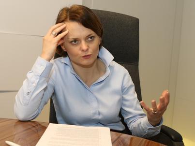Jadwiga Emilewicz przygotowuje projekty, które wg rządu mają pomóc polskiej przedsiębiorczości