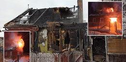 Tragiczny pożar na Podlasiu. Nie żyje 84-latka, pięć osób zostało bez dachu nad głową