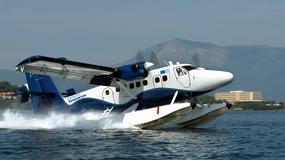 Hydroplanem po Grecji od 2015 roku - połączenia uruchomi firma Hellenic Seaplanes