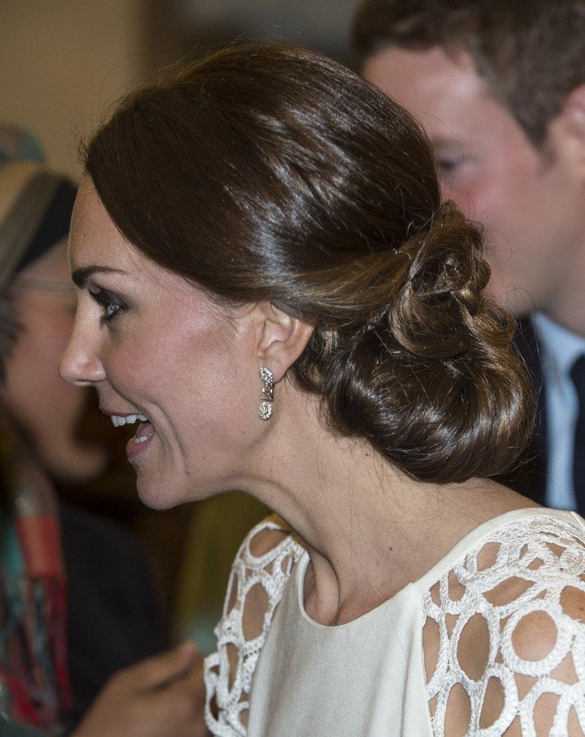 Fryzura księżnej Kate