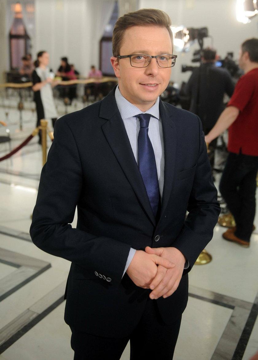 Dariusz Joński został wiceprezesem Aquaparku Fala