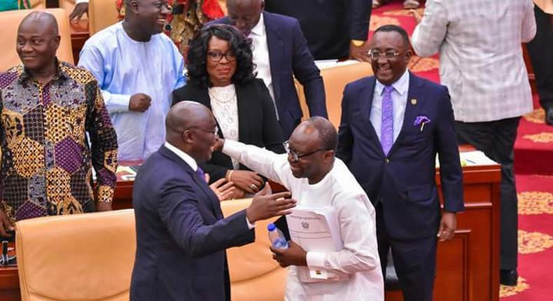Government of Ghana set committee to check the free fall of the cedi against major foreign currencies