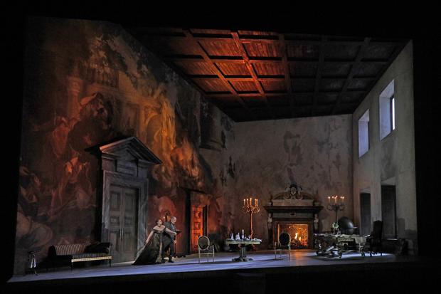 """Tosca"" (fot. materiały prasowe Metropolitan Opera)"