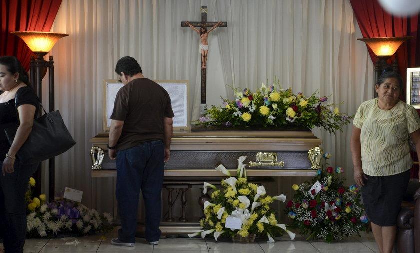 Reprezentant Salwadoru zamordowany