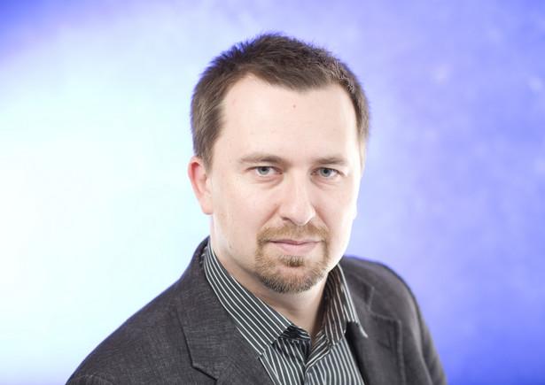 Łukasz Korycki, zastępca redaktora naczelnej