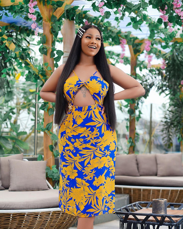 It would be recalled that a few days ago, Tacha had released a press statement via her Instagram page where she announced that she was no longer signed to Tee Billz' company, Billz Vision. [Instagram/SymplyTacha]