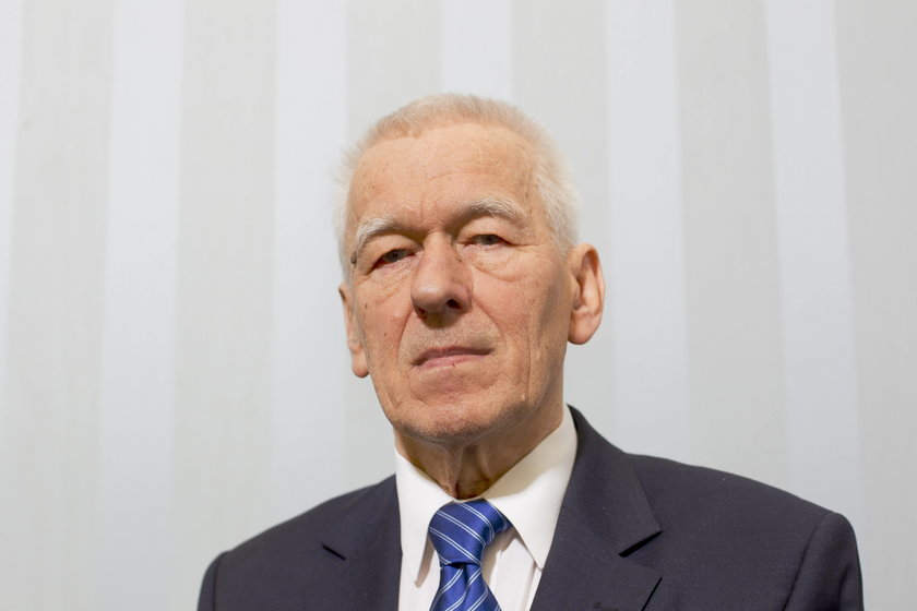 Kornel Morawiecki, legendarny przywódca Solidarności Walczącej